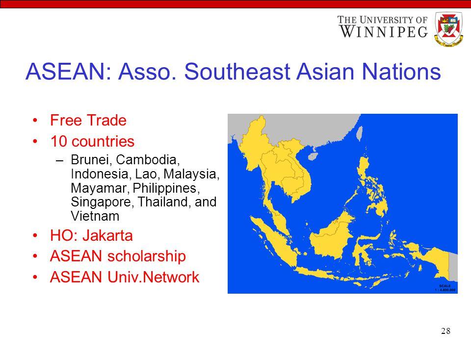 ASEAN: Asso.