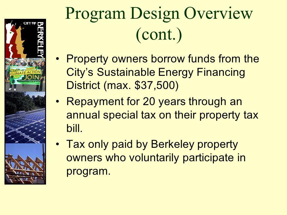 Contact Information Gail Feldman, Sustainable Energy Programs Manager Office of Energy and Sustainable Development City of Berkeley Planning Department 2120 Milvia Street, 2 nd Floor Berkeley, CA 94704 510.981.7400 solar@ci.berkeley.ca.us www.cityofberkeley.info/sustainable