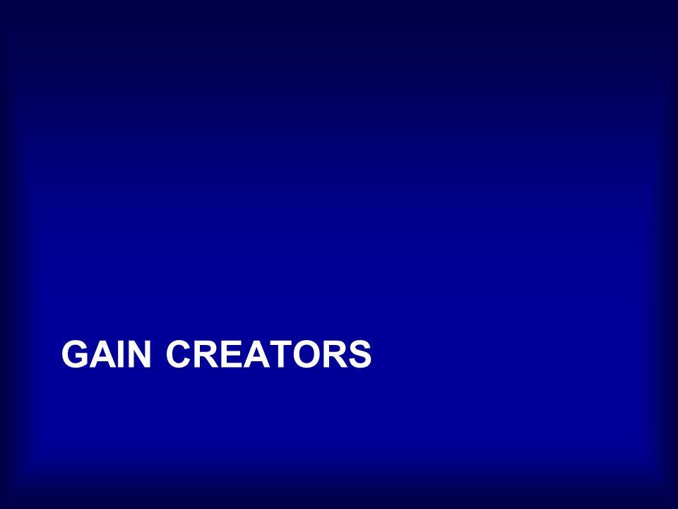 GAIN CREATORS