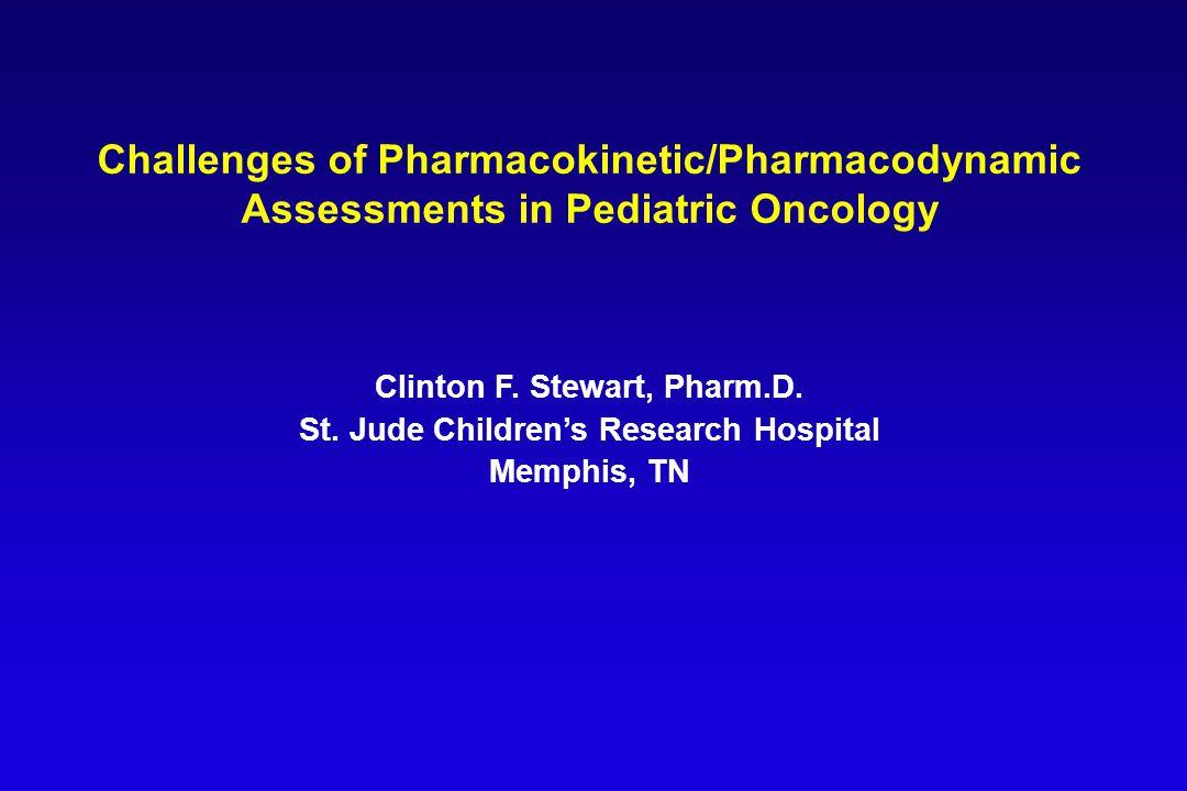Role of Pharmacokinetics in Xenograft Model Topoisomerase I Inhibitors