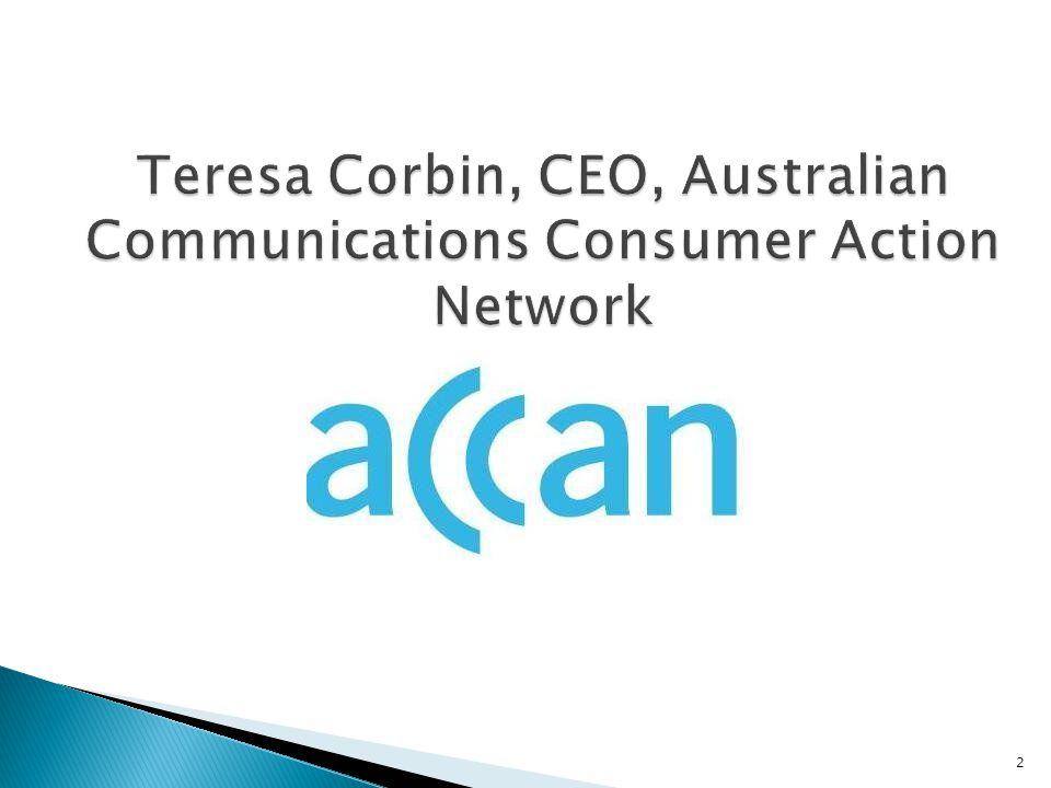 Communications Benefit Market Barriers 13