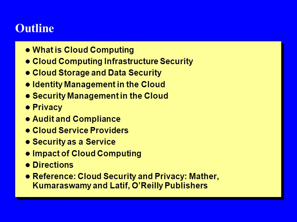 Legal and Regulatory Requirements l US Regulations - Federal Rules of Civil Procedure - US Patriot Act - Electronic Communications Privacy Act - FISMA - GLBA - HIPAA - HITECH Act l International regulations - EU Directive - APEC Privacy Framework