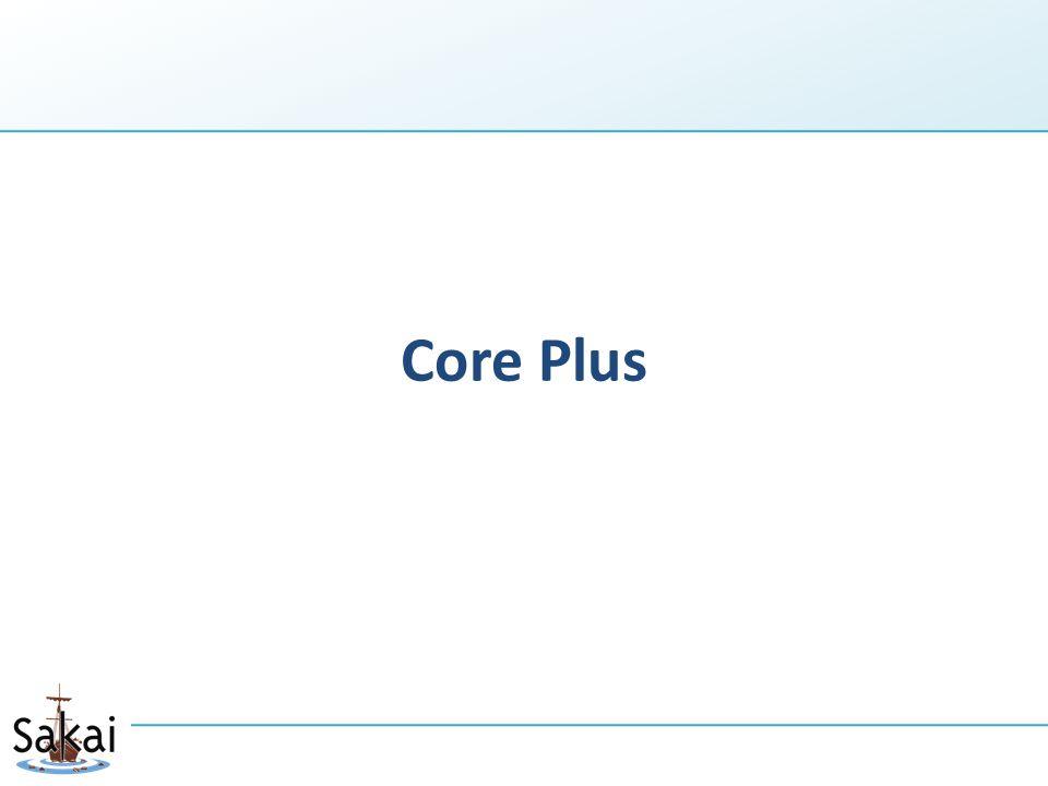 Core Plus