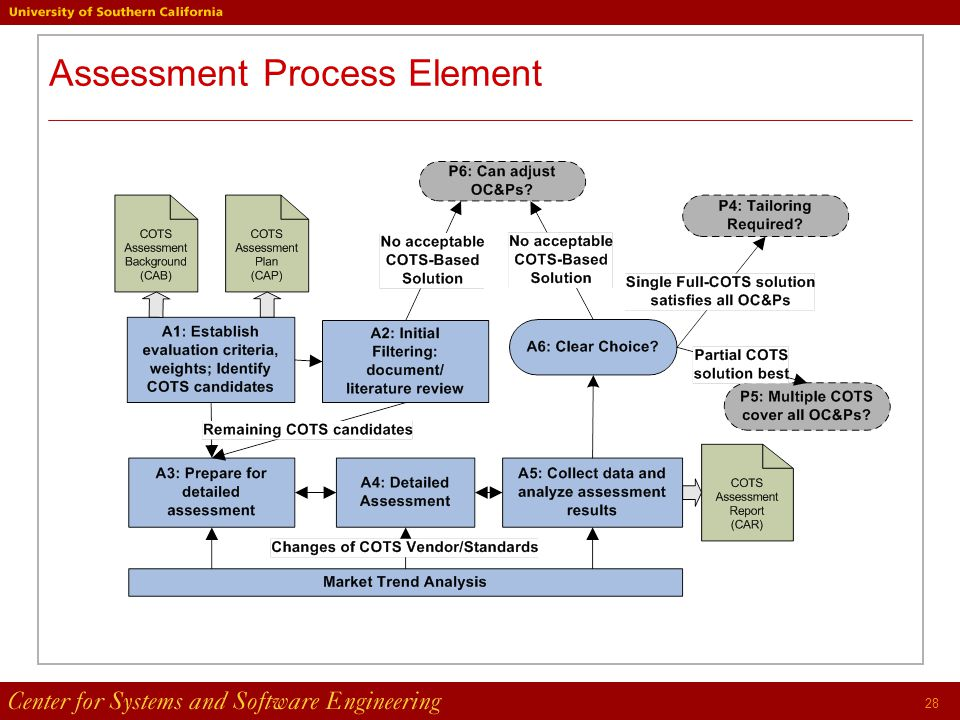 28 Assessment Process Element