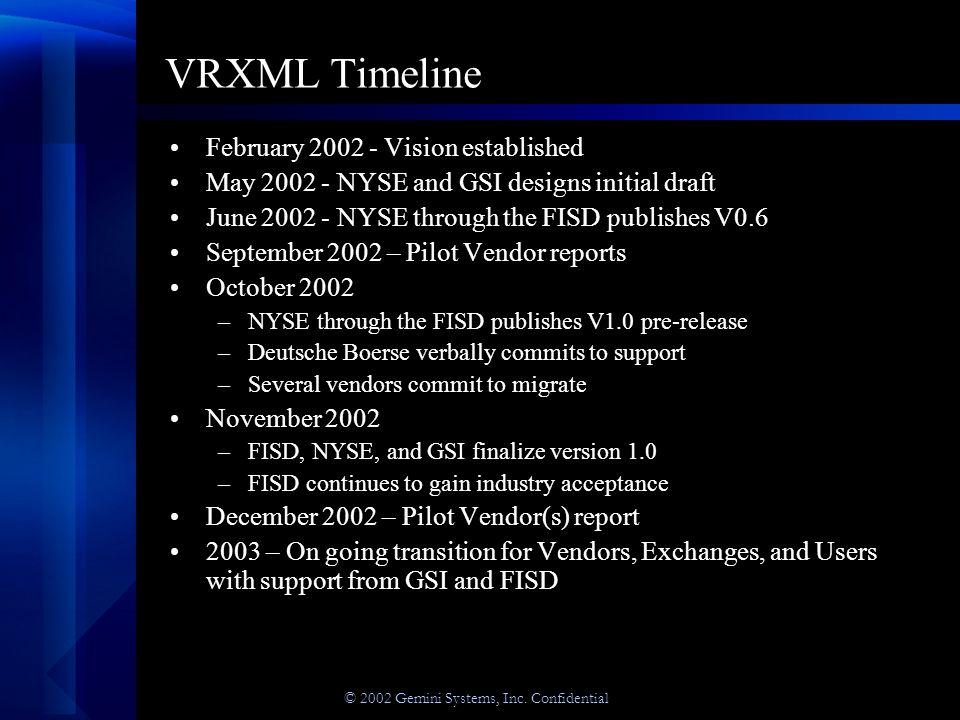 © 2002 Gemini Systems, Inc.