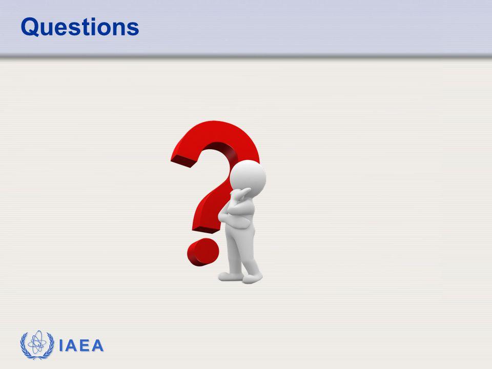 IAEA Questions