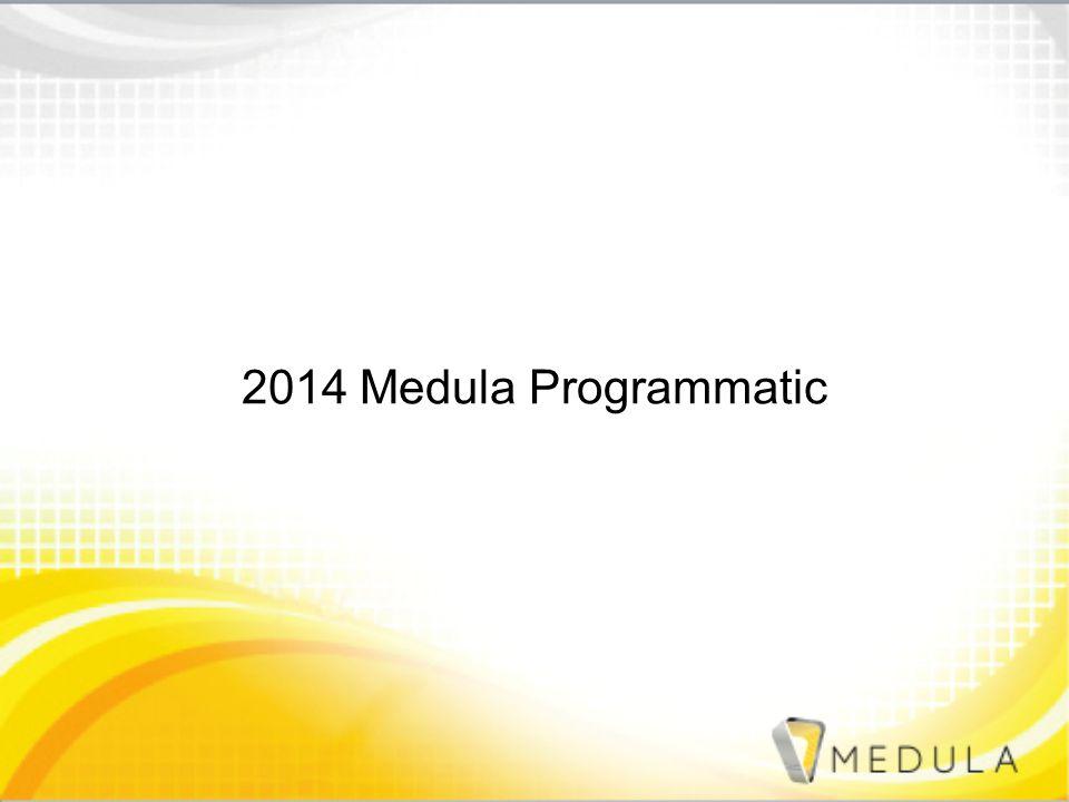 2014 Medula Programmatic