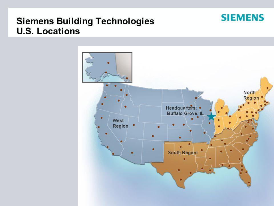 Siemens Building Technologies U.S.