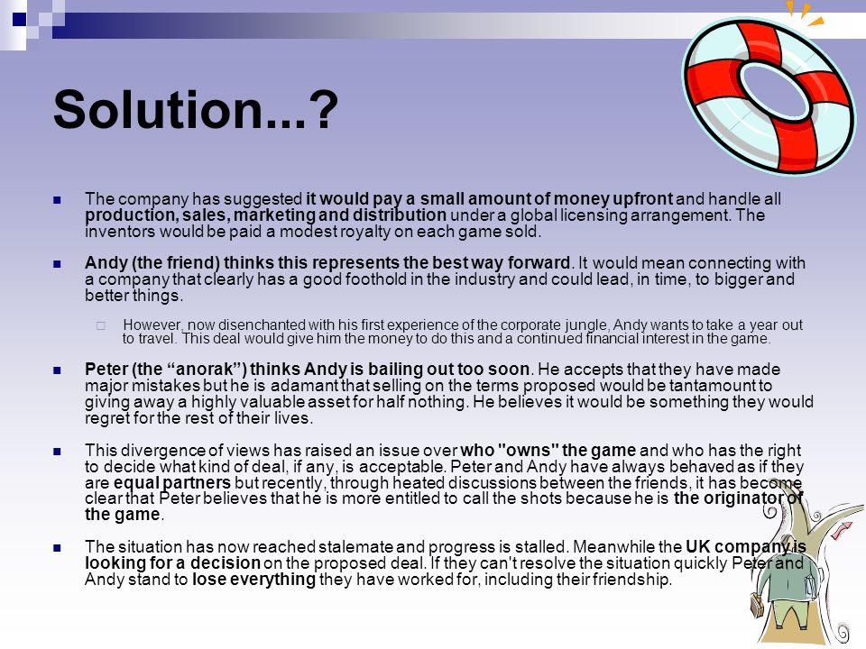 Solution....
