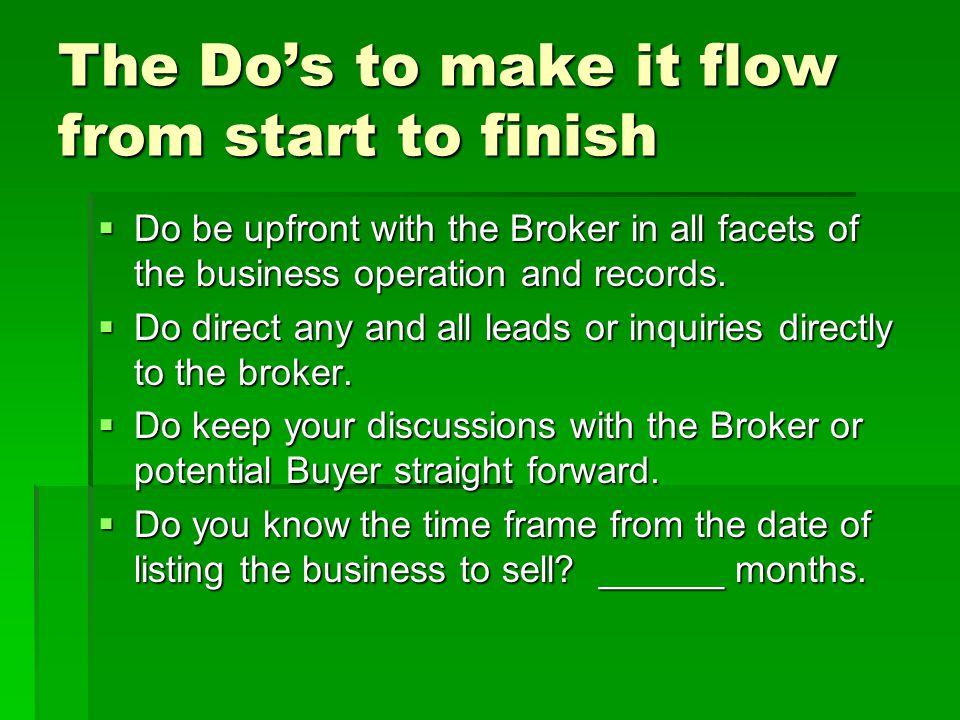 Choosing the right Business Broker  Where do you find the right Business broker/intermediary in this environment.