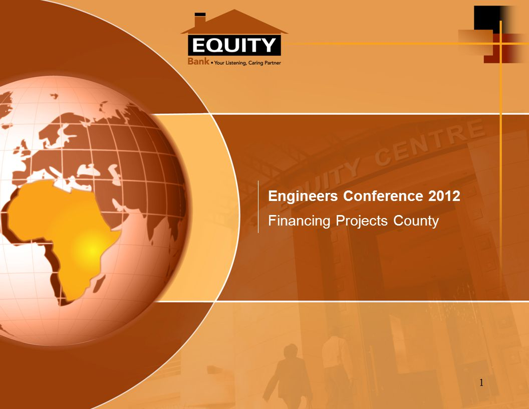1 Engineers Conference 2012 Financing Projects County 154 65 13 230 156 78 253 188 95 250 162 27 137 31 0 167 166 172