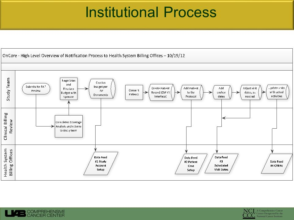Institutional Process