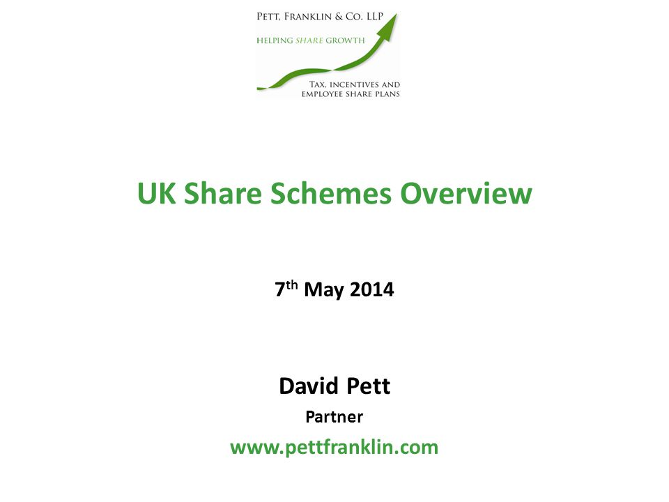 shares can be in employer company or a parent undertaking issuing company does not need to be independent .
