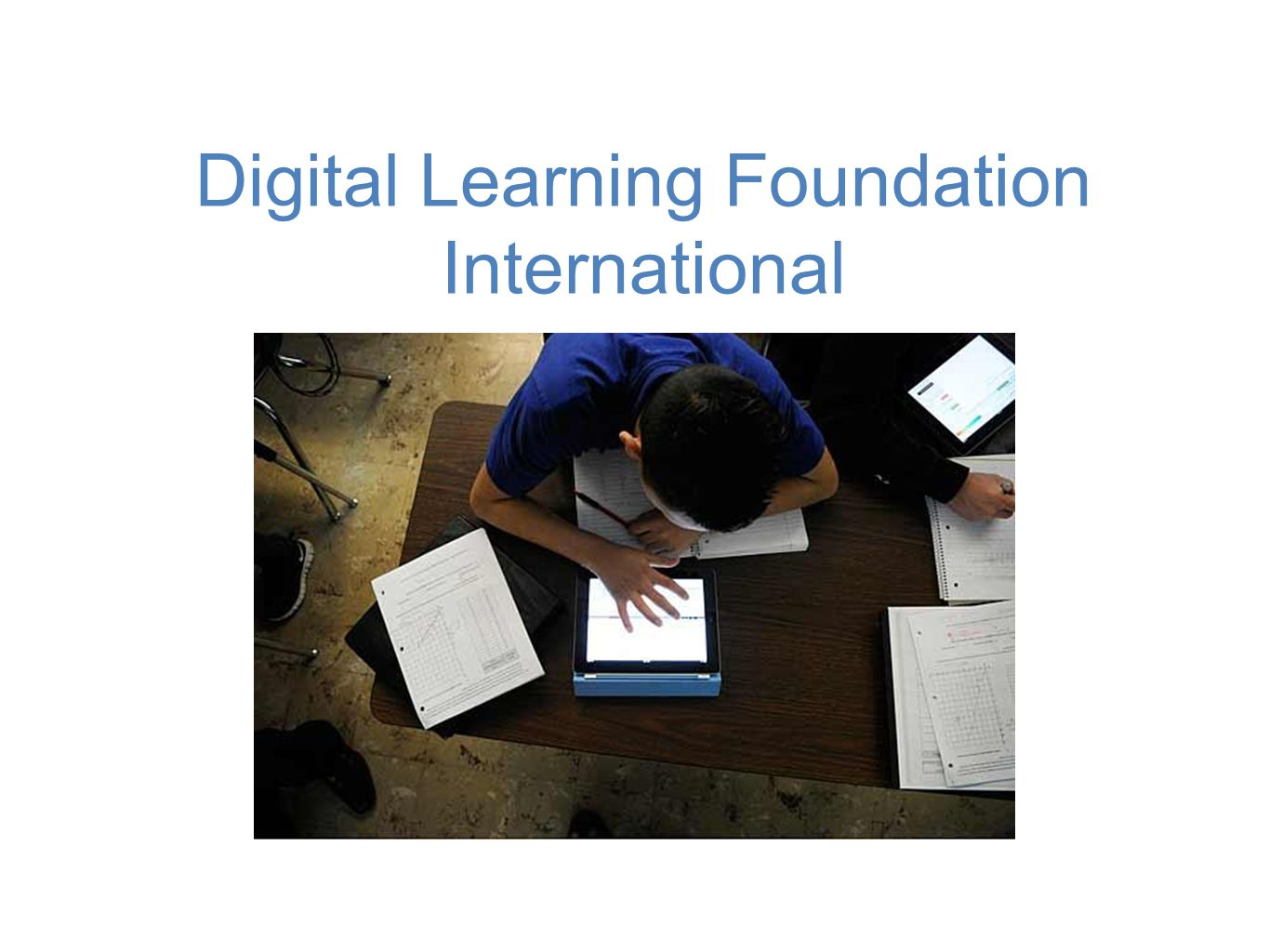 Digital Learning Foundation International