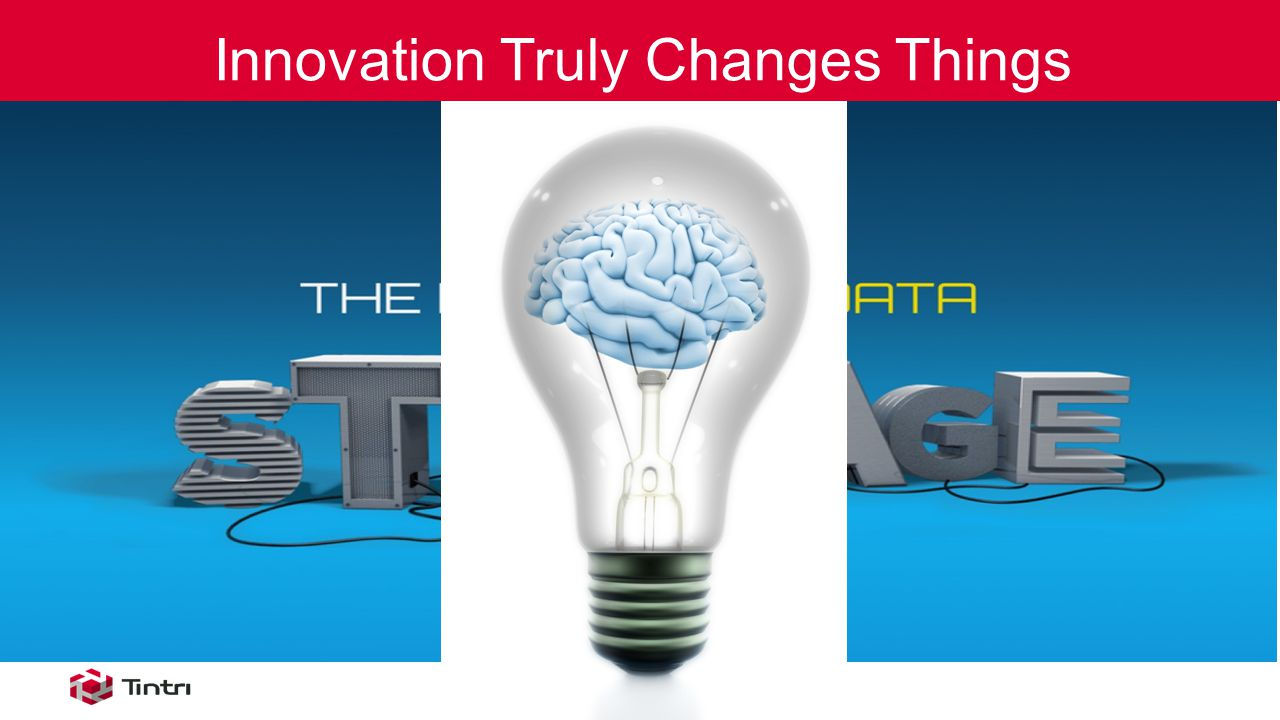 Innovation Truly Changes Things