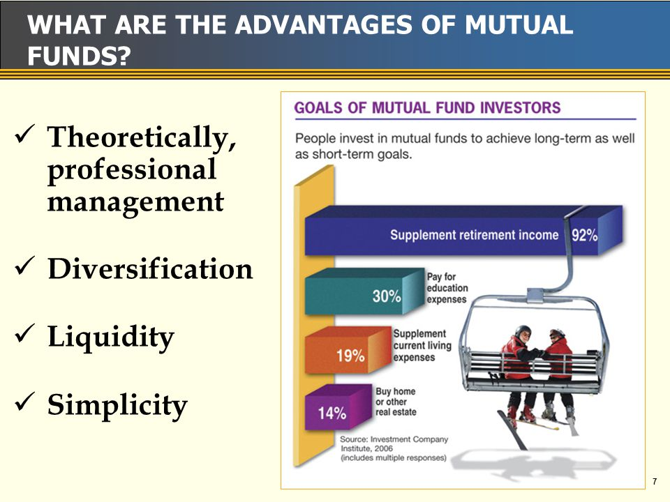 6 HOW CAN WE MAKE MONEY FROM MUTUAL FUNDS?