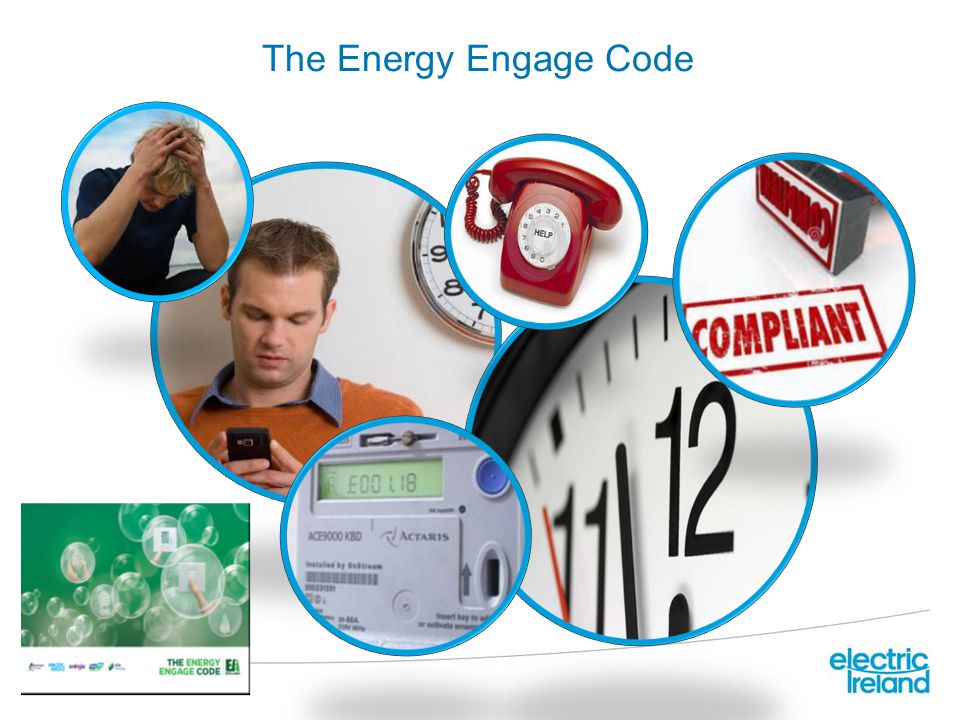 The Energy Engage Code 14