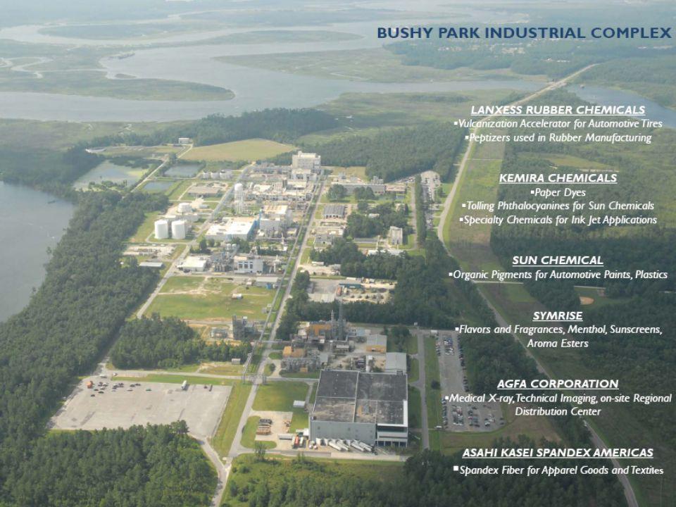 Bushy Park Industrial Complex