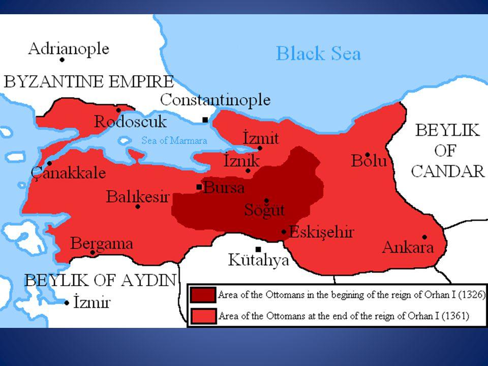 Murad I 1362-89