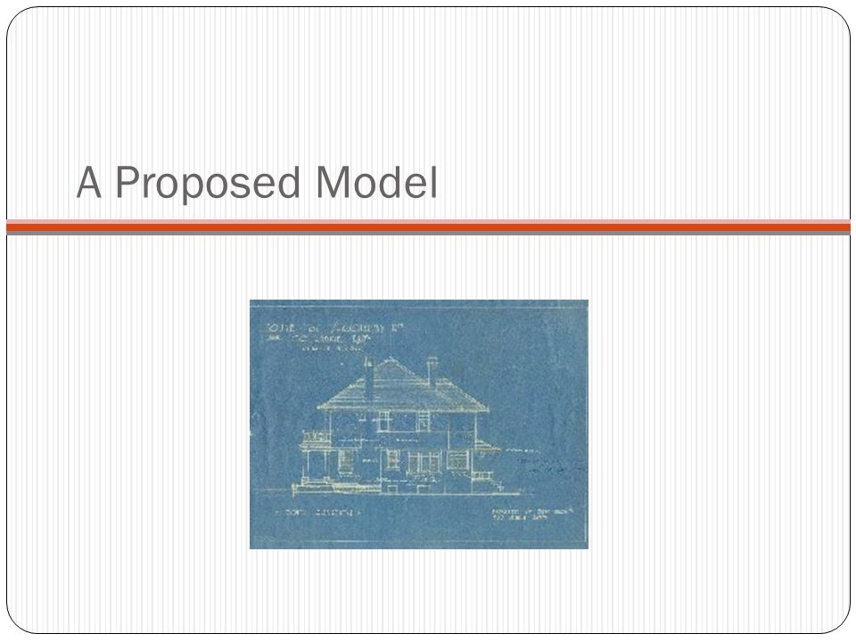 A Proposed Model