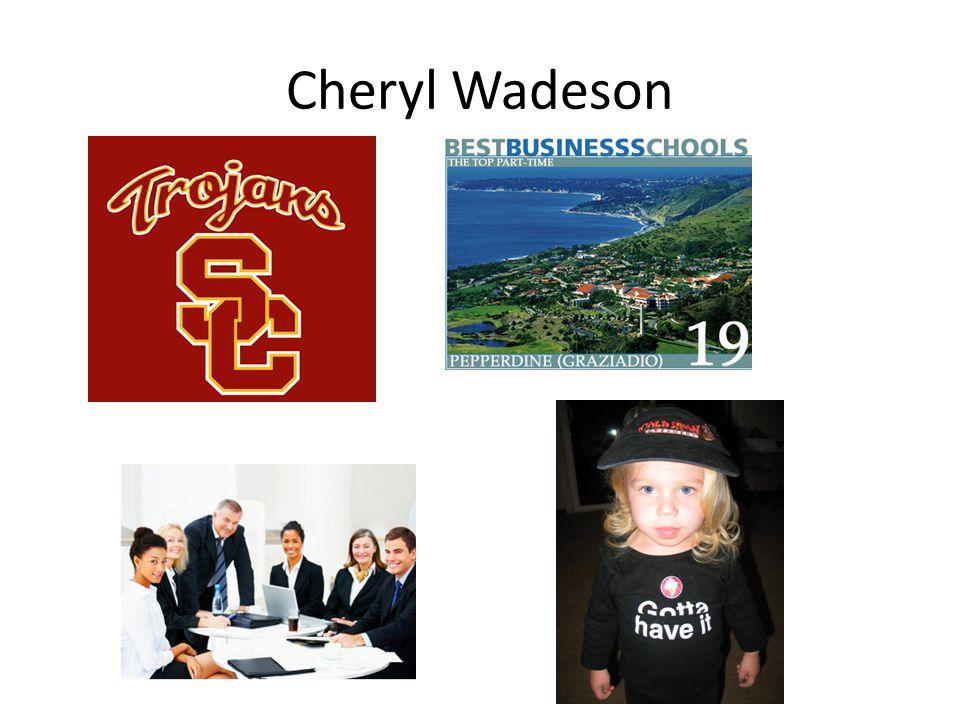 Cheryl Wadeson