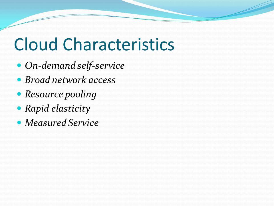 Cloud Service Models Cloud Software as a Service (SaaS).