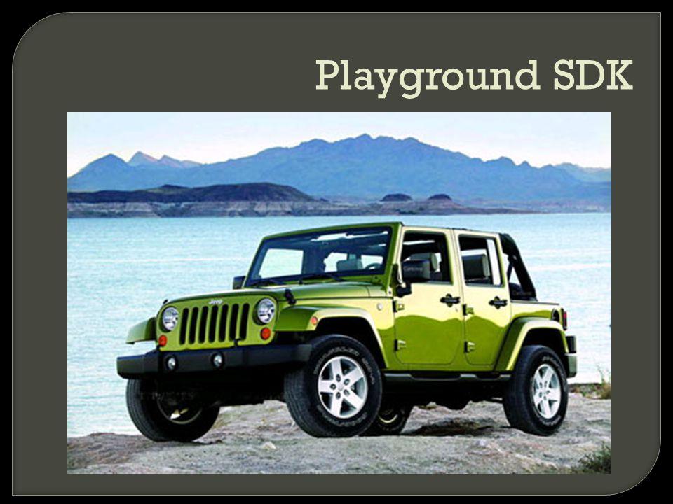 Playground SDK