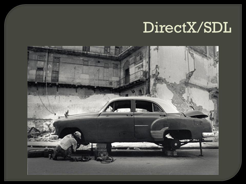 DirectX/SDL