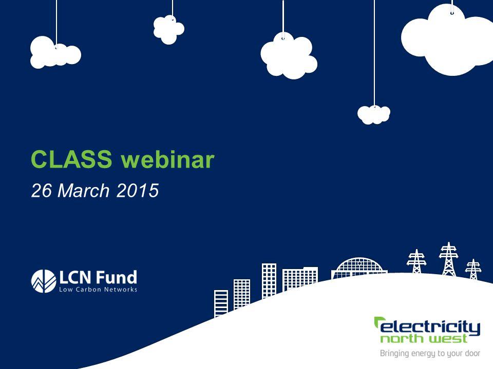 1 CLASS webinar 26 March 2015
