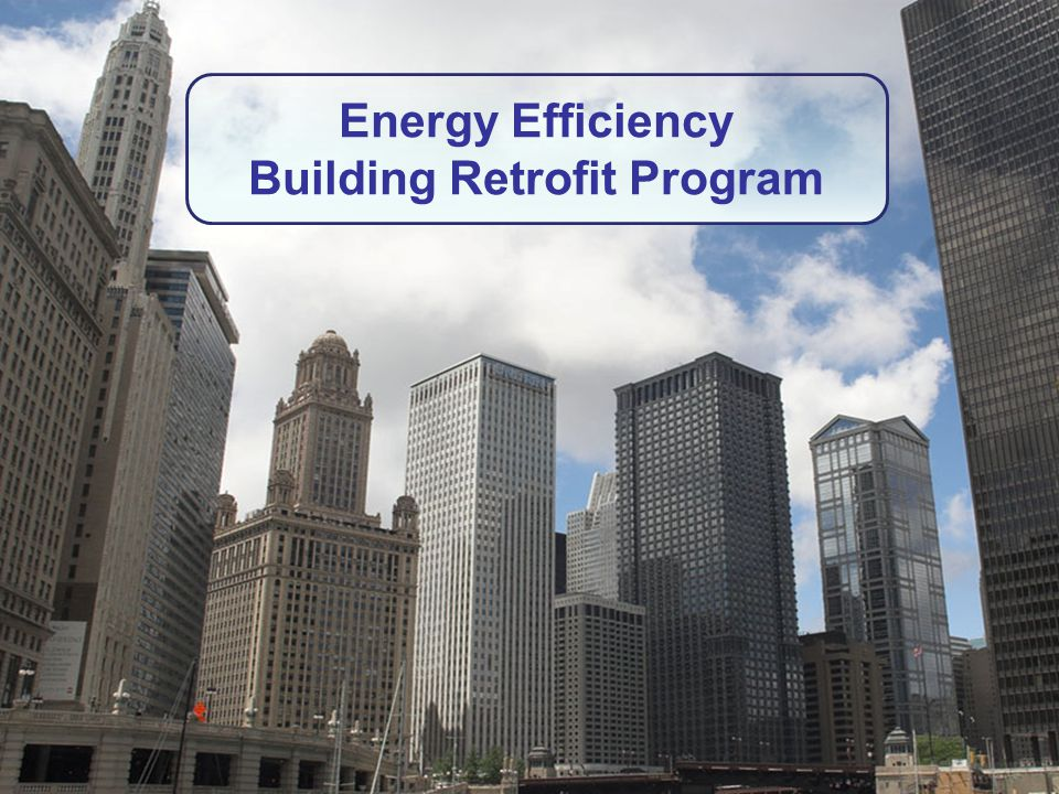 4 Energy Efficiency Building Retrofit Program