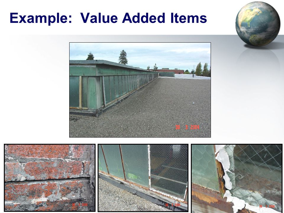 Example: Value Added Items