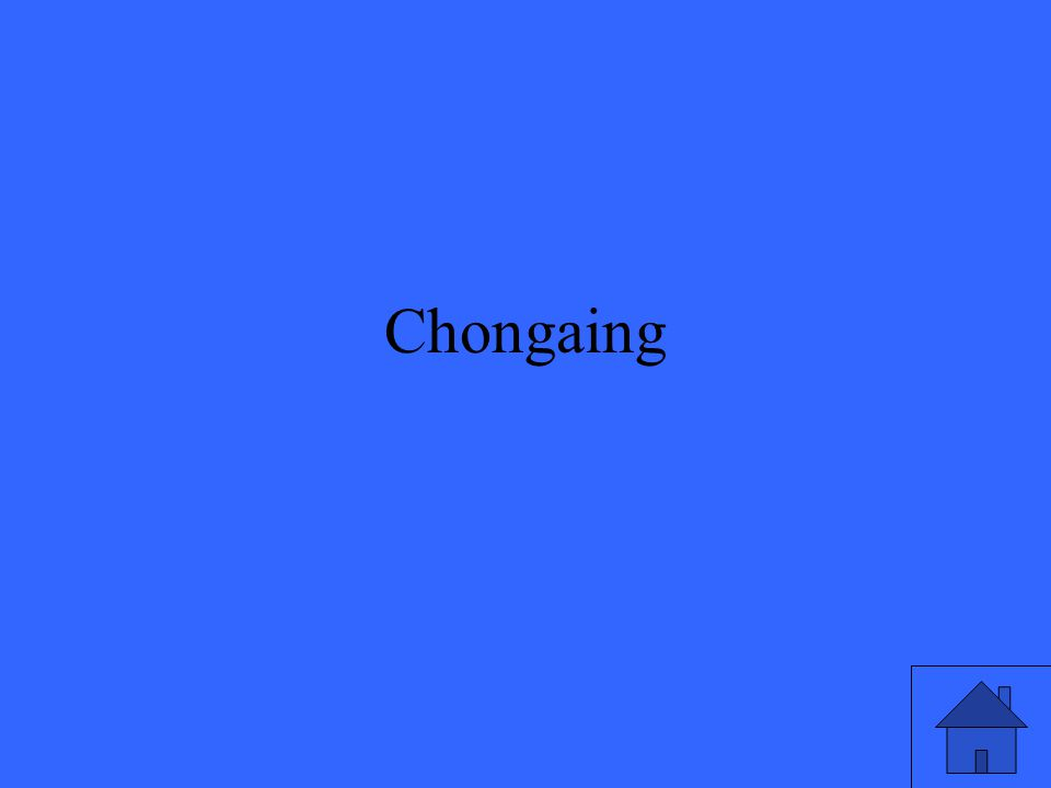 Chongaing