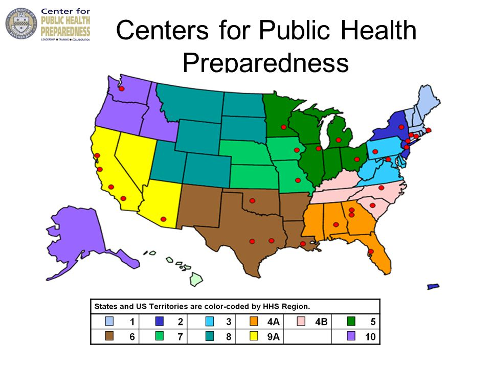 Centers for Public Health Preparedness
