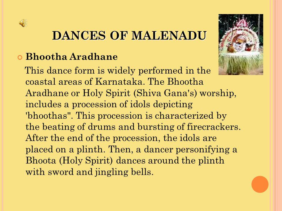 Yakshagana Yakshagana is a dance drama performed in the coastal areas of Karnataka.