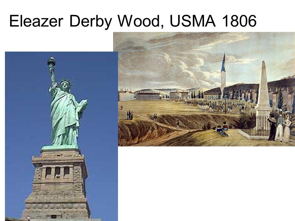 Eleazer Derby Wood, USMA 1806