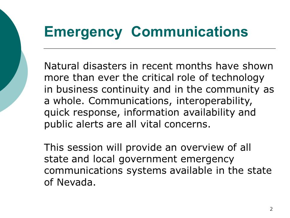 73 Nevada Communication Interoperability Plan Existing Plan Overview - BACKGROUND 2005  Consultant provides recommendations  SAFECOM requested to assist  Plan v.1 Drafted, Approved Oct05  SAFECOM starts user focus process