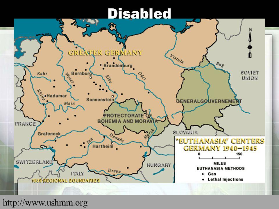 Disabled http://www.ushmm.org