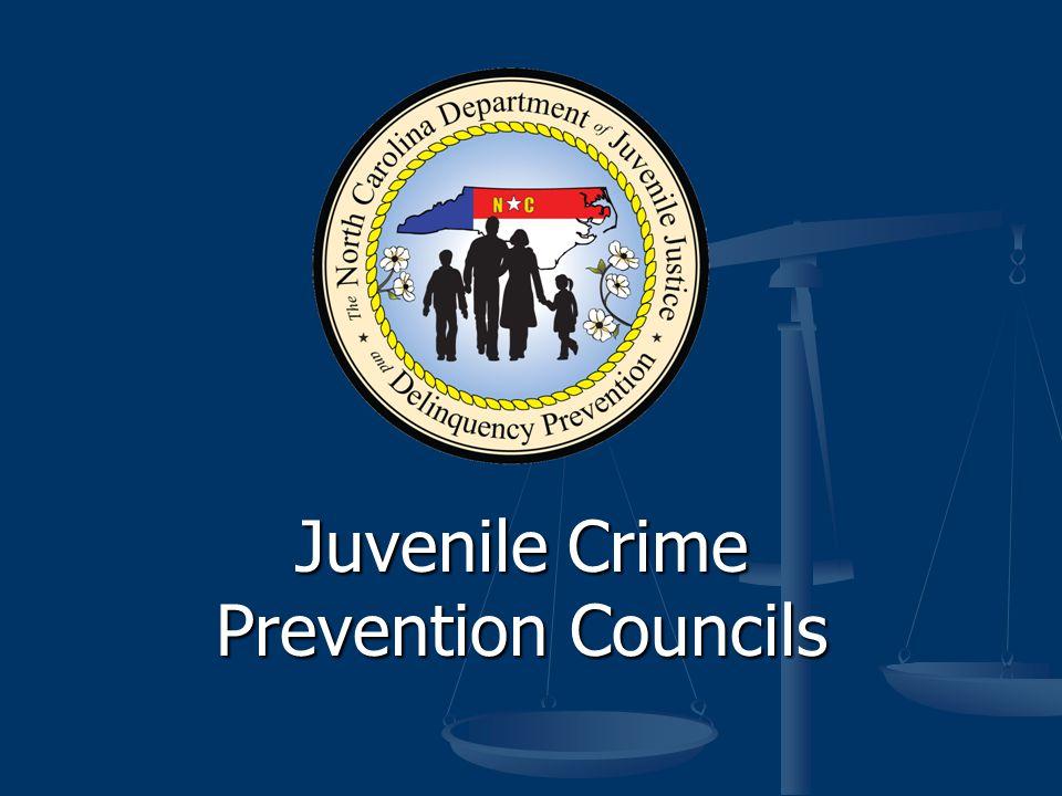 Juvenile Crime Prevention Councils