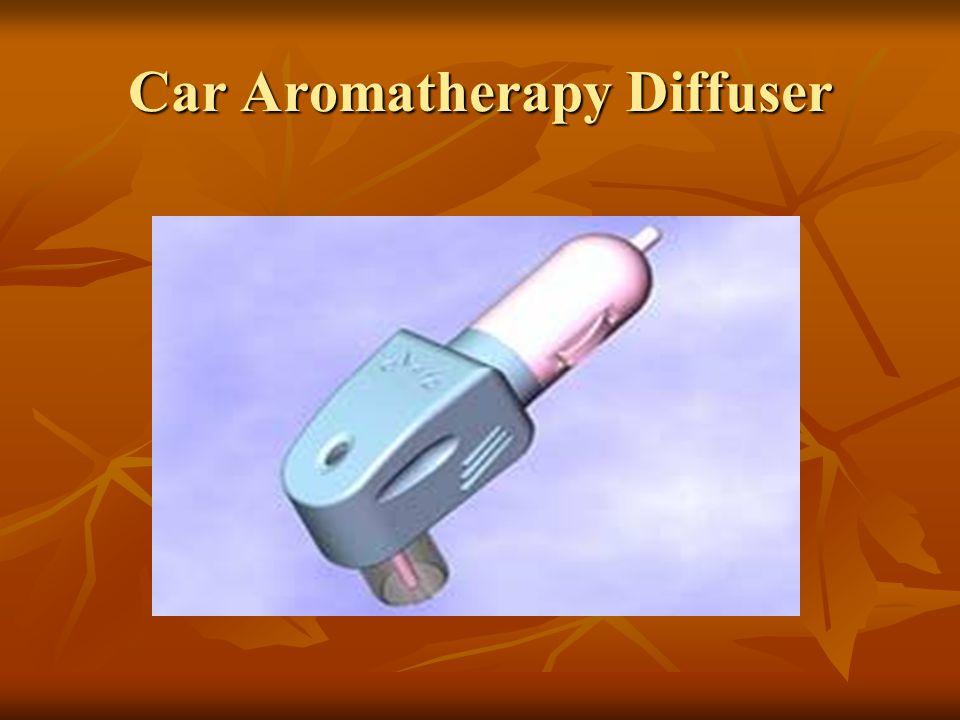 Car Aromatherapy Diffuser