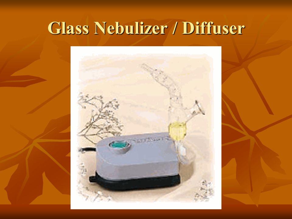 Glass Nebulizer / Diffuser