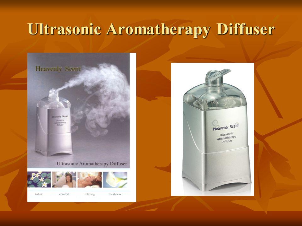 Ultrasonic Aromatherapy Diffuser