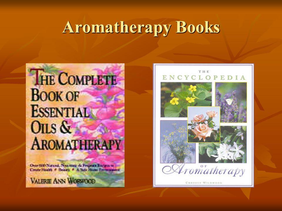 Aromatherapy Books