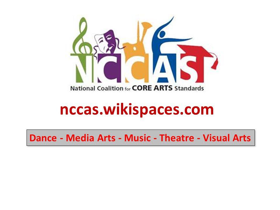 James Palmarini Director of Educational Policy Educational Theatre Association NCCAS Leadership Kathi R.
