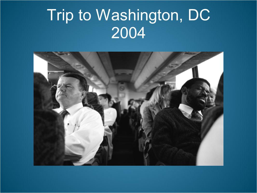 Trip to Washington, DC 2004