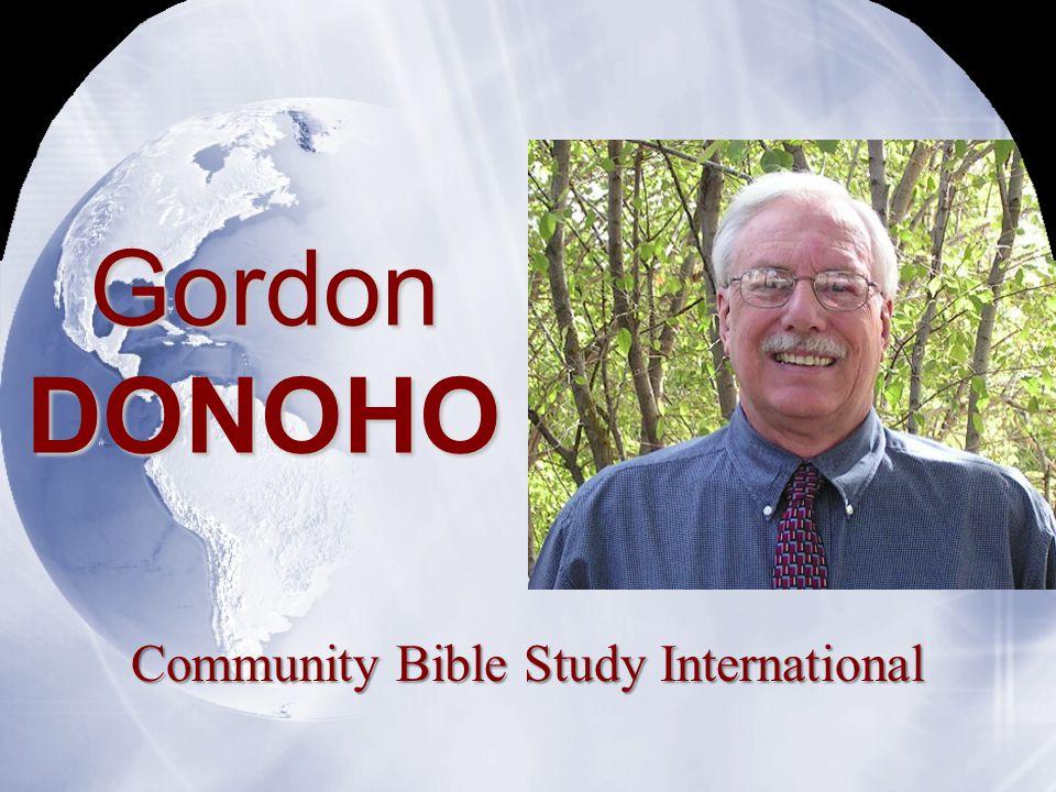 GordonDONOHO