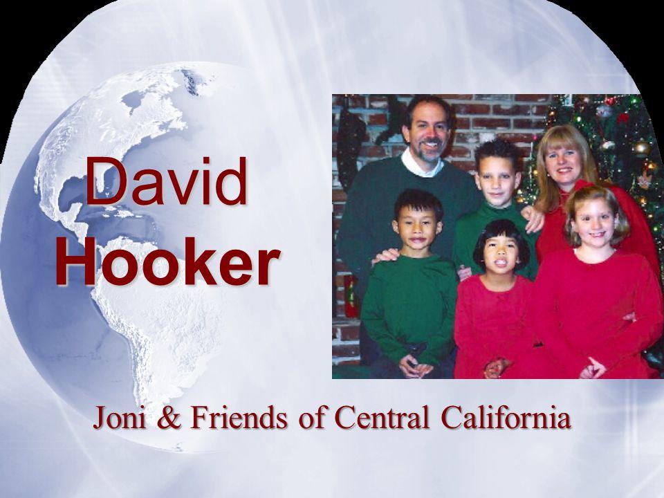 DavidHooker Joni & Friends of Central California