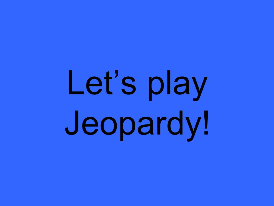 % Correct exam answers by group pre and post Jeopardy