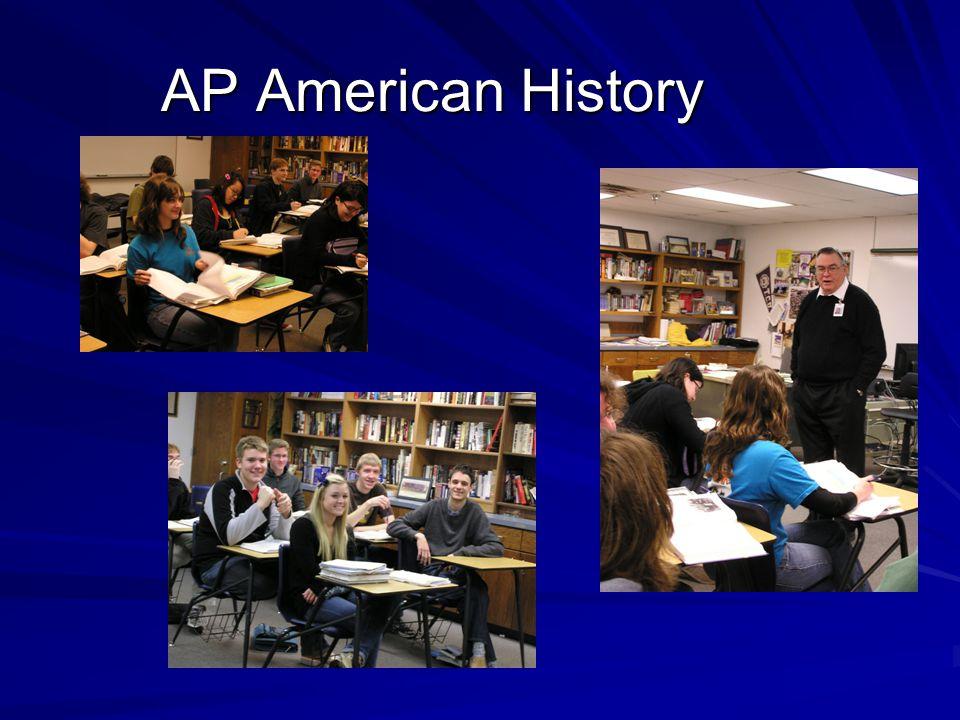 AP American History