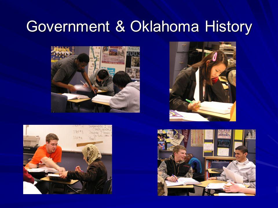 Government & Oklahoma History