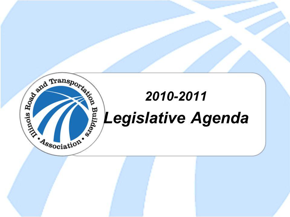 2010-2011 Legislative Agenda
